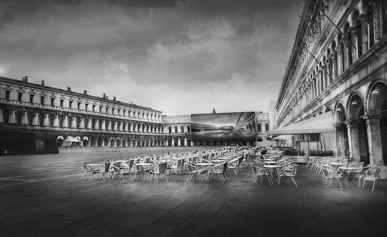 Jean Michel Berts -  Place San Marco 4