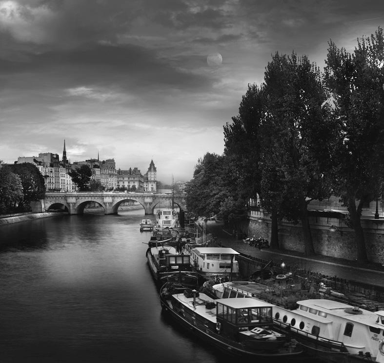 Jean Michel Berts -  Seine Paris 10
