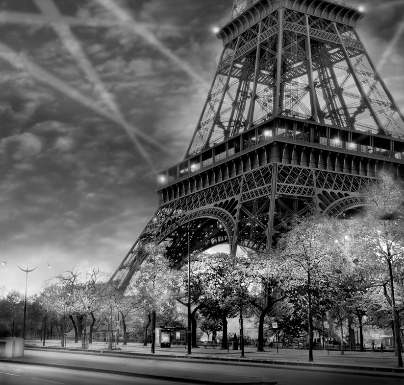 Jean Michel Berts -  Tour Eiffel 2