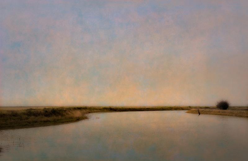 Morning Sky on Still Waters