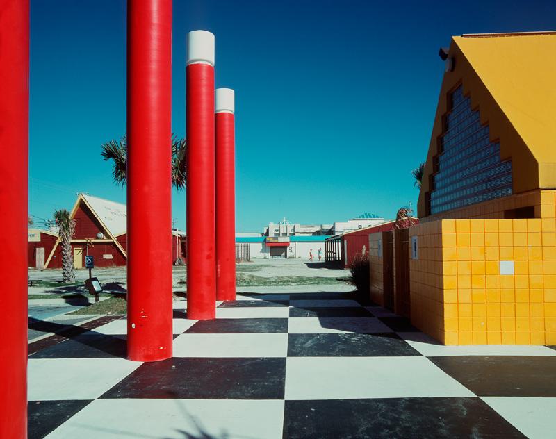 Myrtle Beach Red Poles