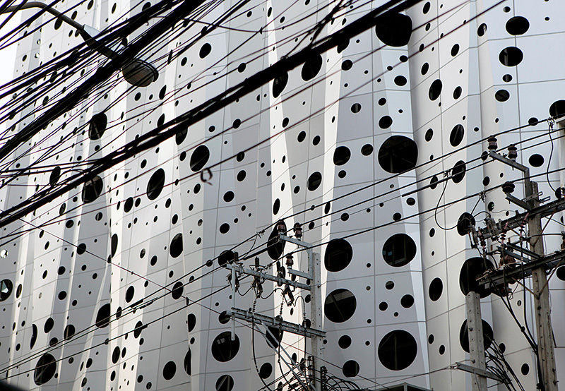 Wall with Spots