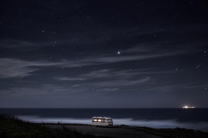 A Van in the Sea 8, Saò Torpes