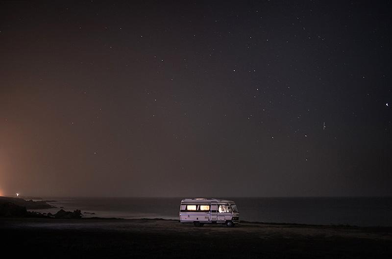 A van in the Sea 14, Porto Covo