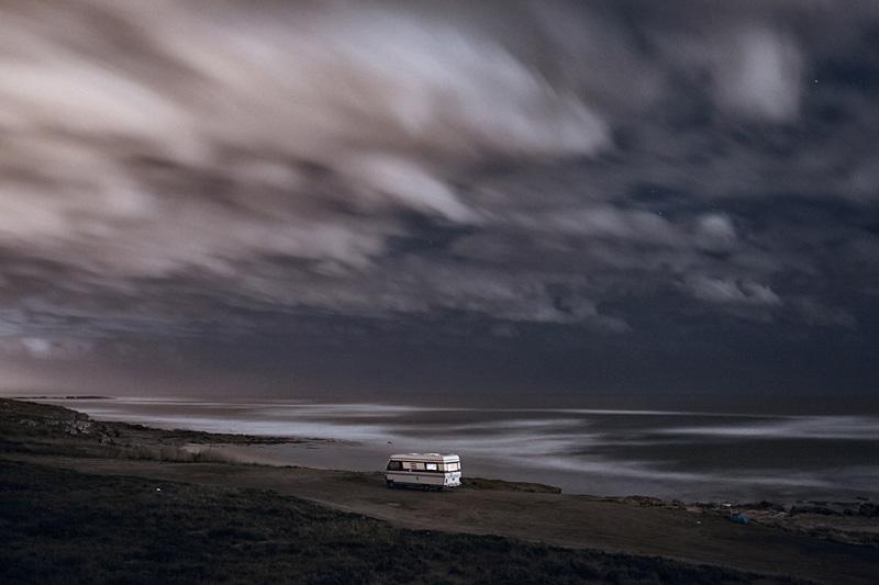 A Van in the Sea 18, Sao Torpes