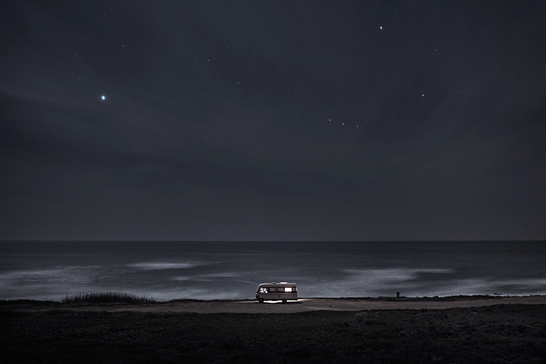A Van in the Sea 21, L Point
