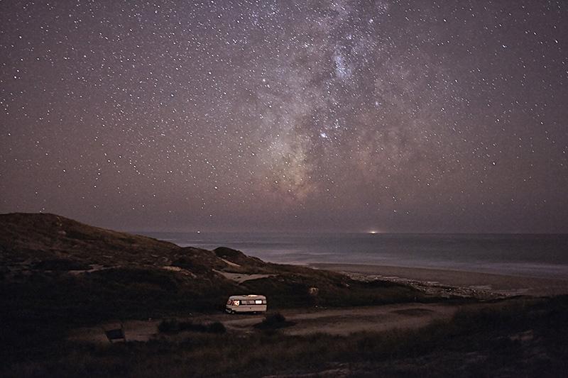 A Van in the Sea 22, Praia dos Aivados