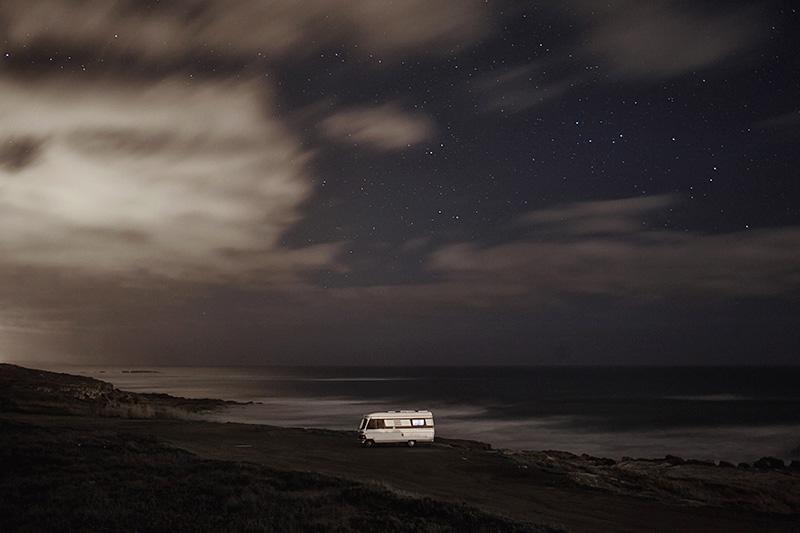 A Van in the Sea 26, Sao Torpes