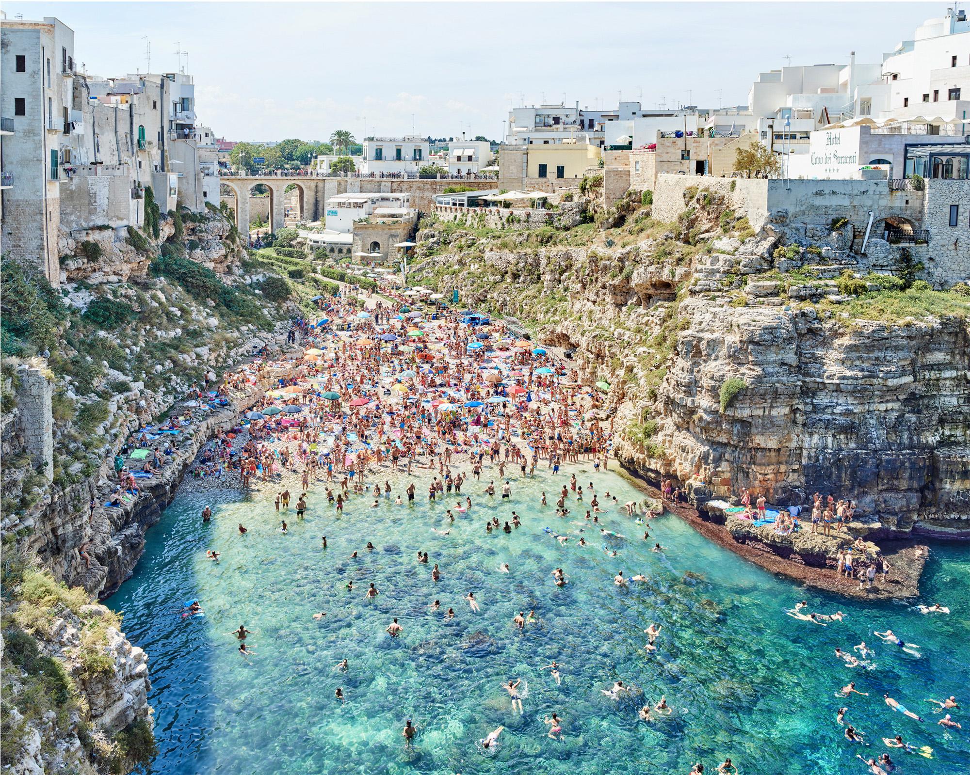 Polignano a Mare (mid-day), Bari, Italy, 2016