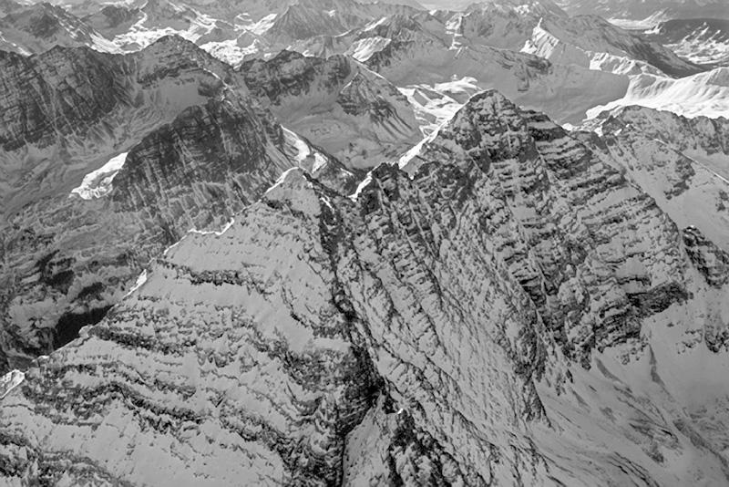 Elk Mountains - Back of Bells