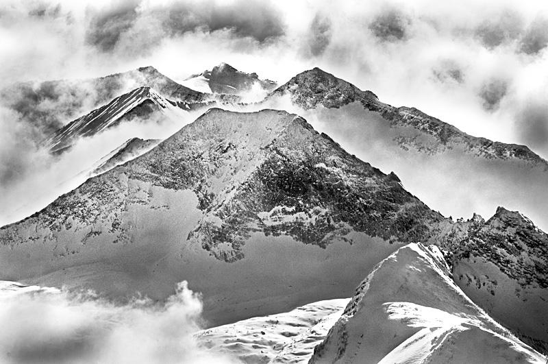 Elk Mountains - Snowmass Peak
