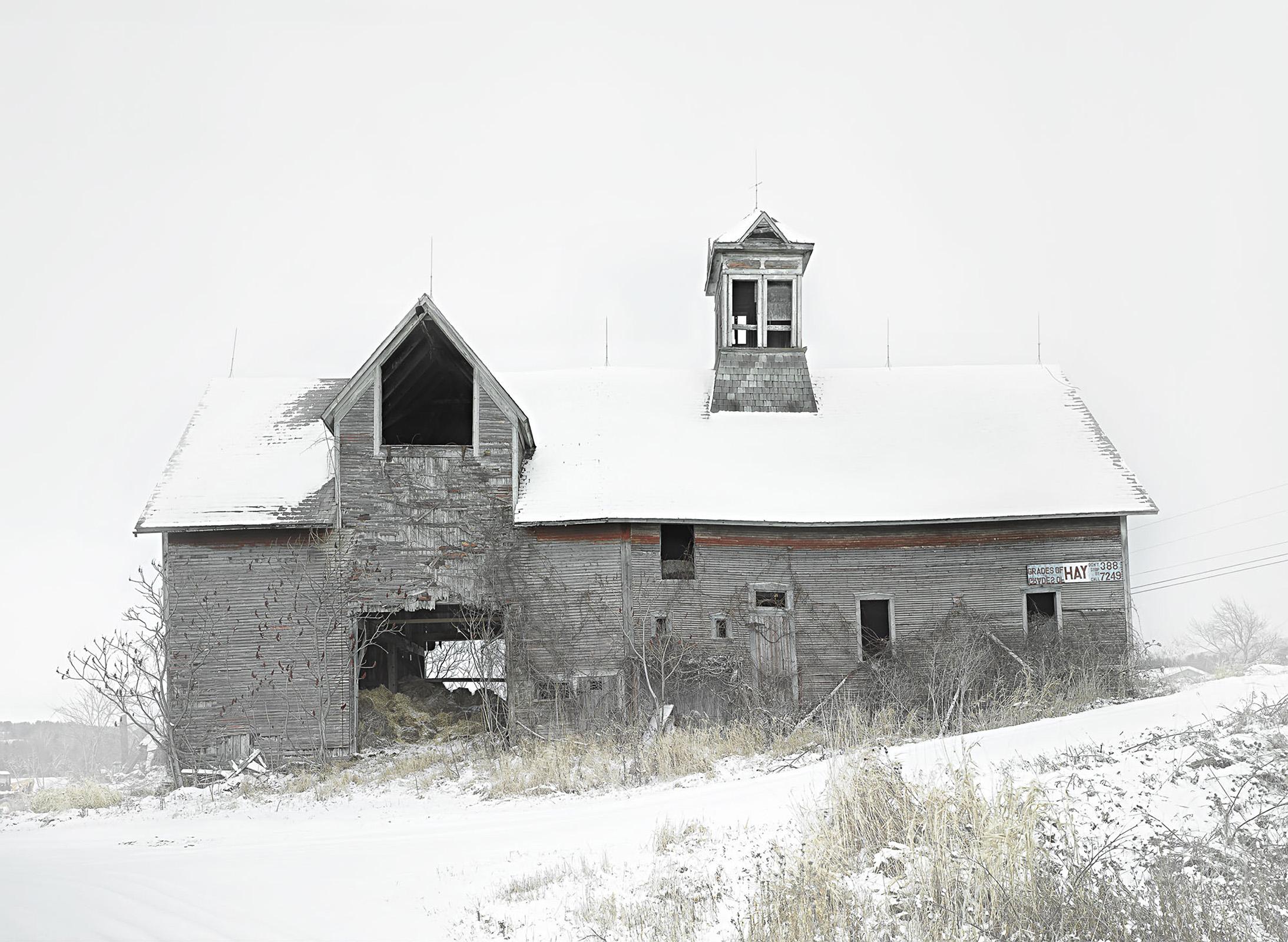 Salisbury Barn 1
