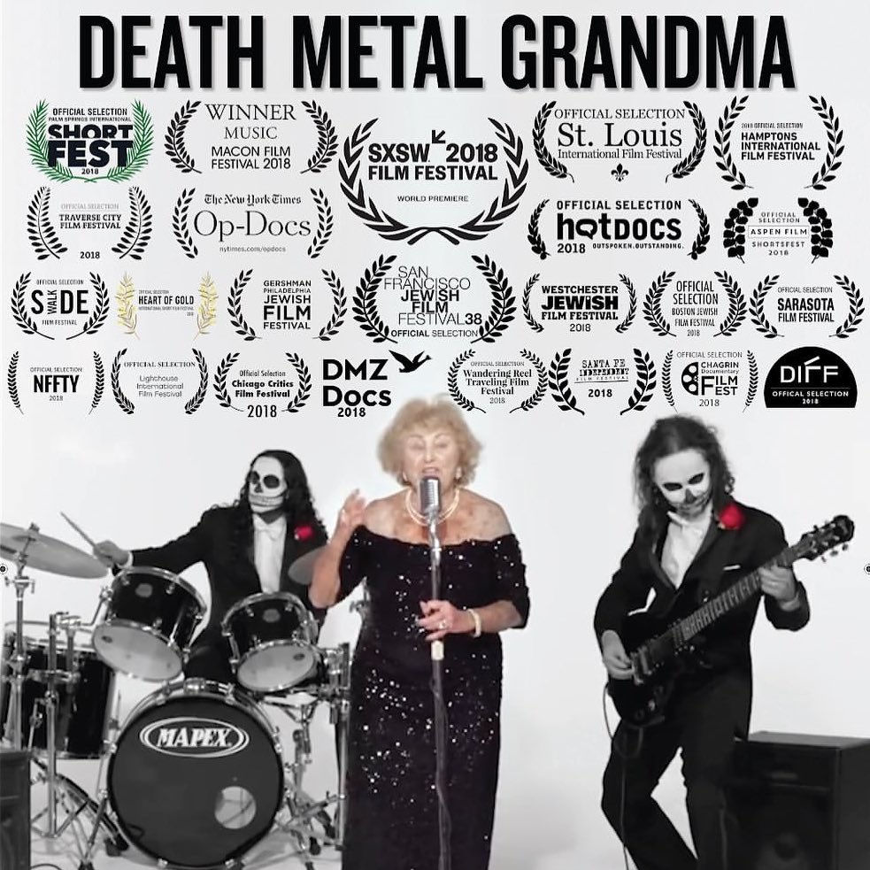 Death Metal Grandma | Credit: Recording, Mixing