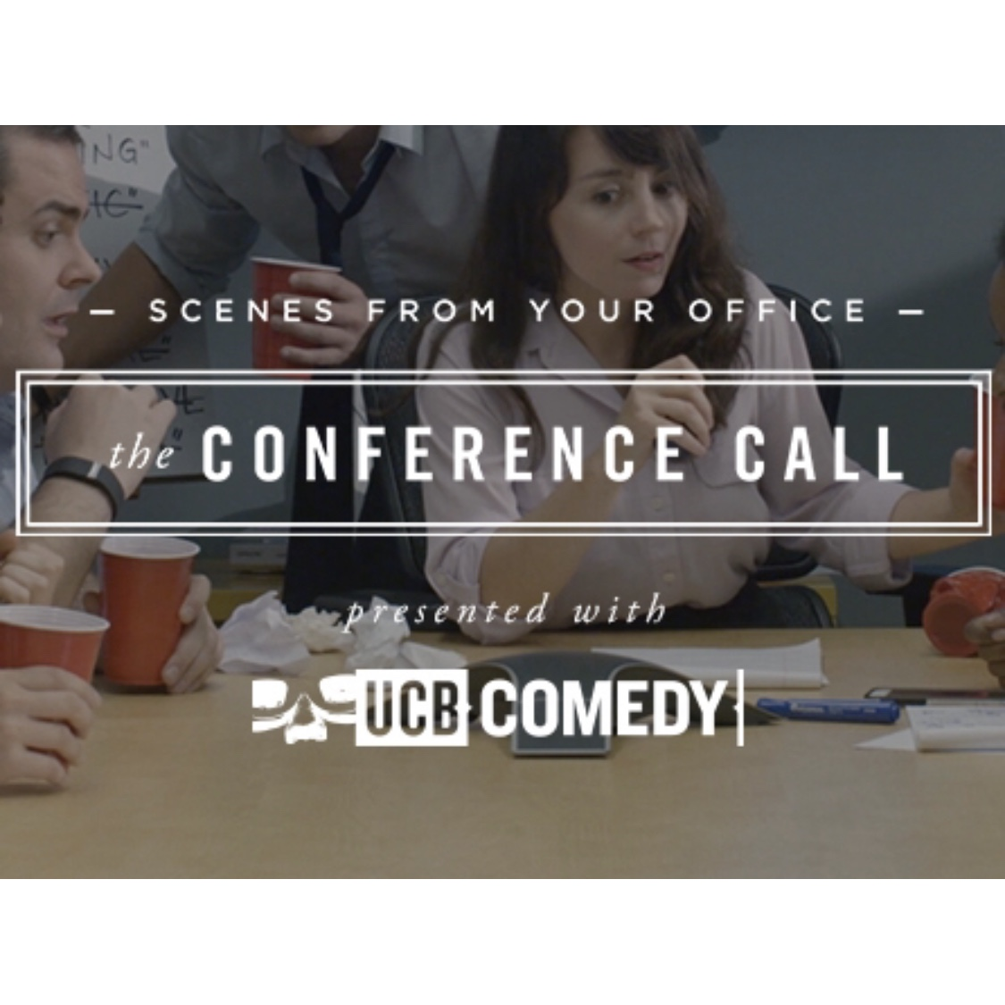 UCB Comedy's Advertising Week Campaign | Credits: Mixing, Music Composition