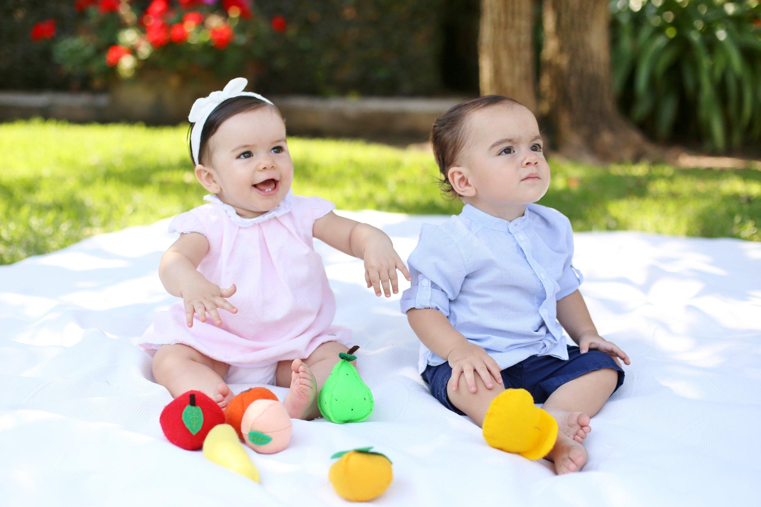 Comiditas para bebés - Conoce los juegos para bebés