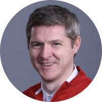 Cathal Conlon   VP of Marketing, New England Revolution
