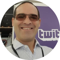 Mark Garvey Candella   Director of Partnerships, Twitch