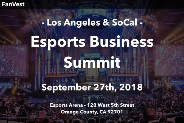 LOS ANGELES (Esports)   SEPTEMBER 27, 2018