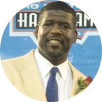 Randall McDaniel   NFL Hall of Famer