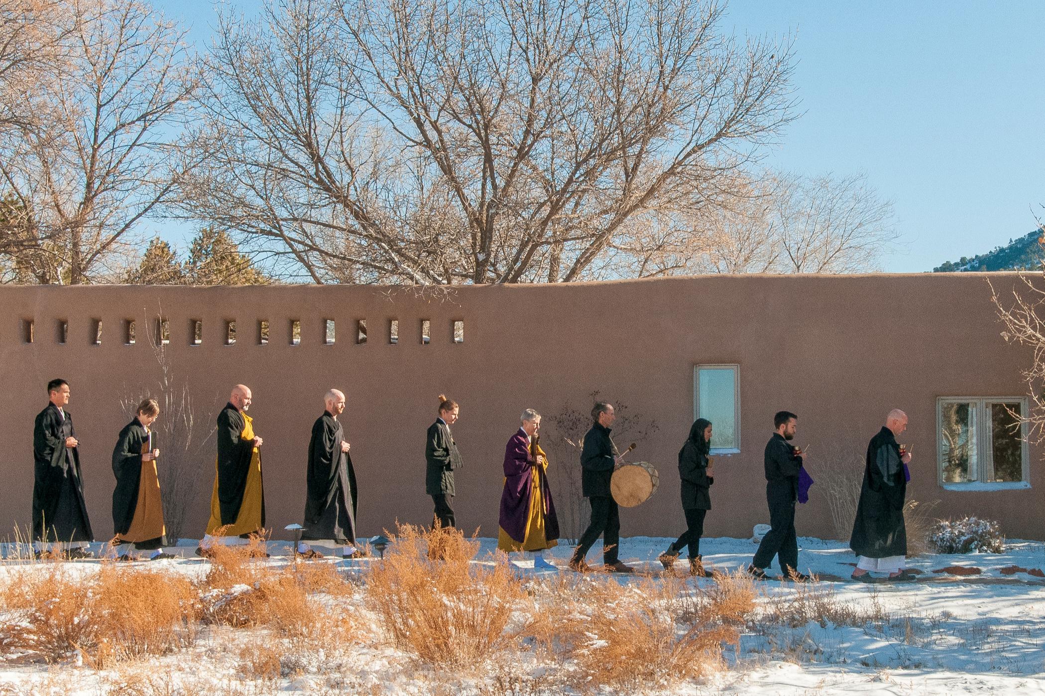 New MexicO:UPAYA - Upaya Zen Center in Santa Fe, New Mexico offers daily Zen meditation, weekly dharma talks, and programs on Buddhist teachings, art, neuroscience, and social engagement.Upaya Institut website