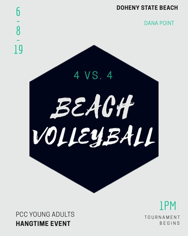 Friday June 8th! Make a team of 4, think of a costume and get ready to get sandy!