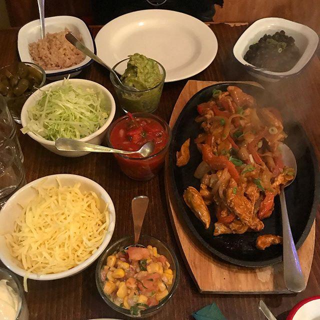Chicken Fajitas 😍😍😍