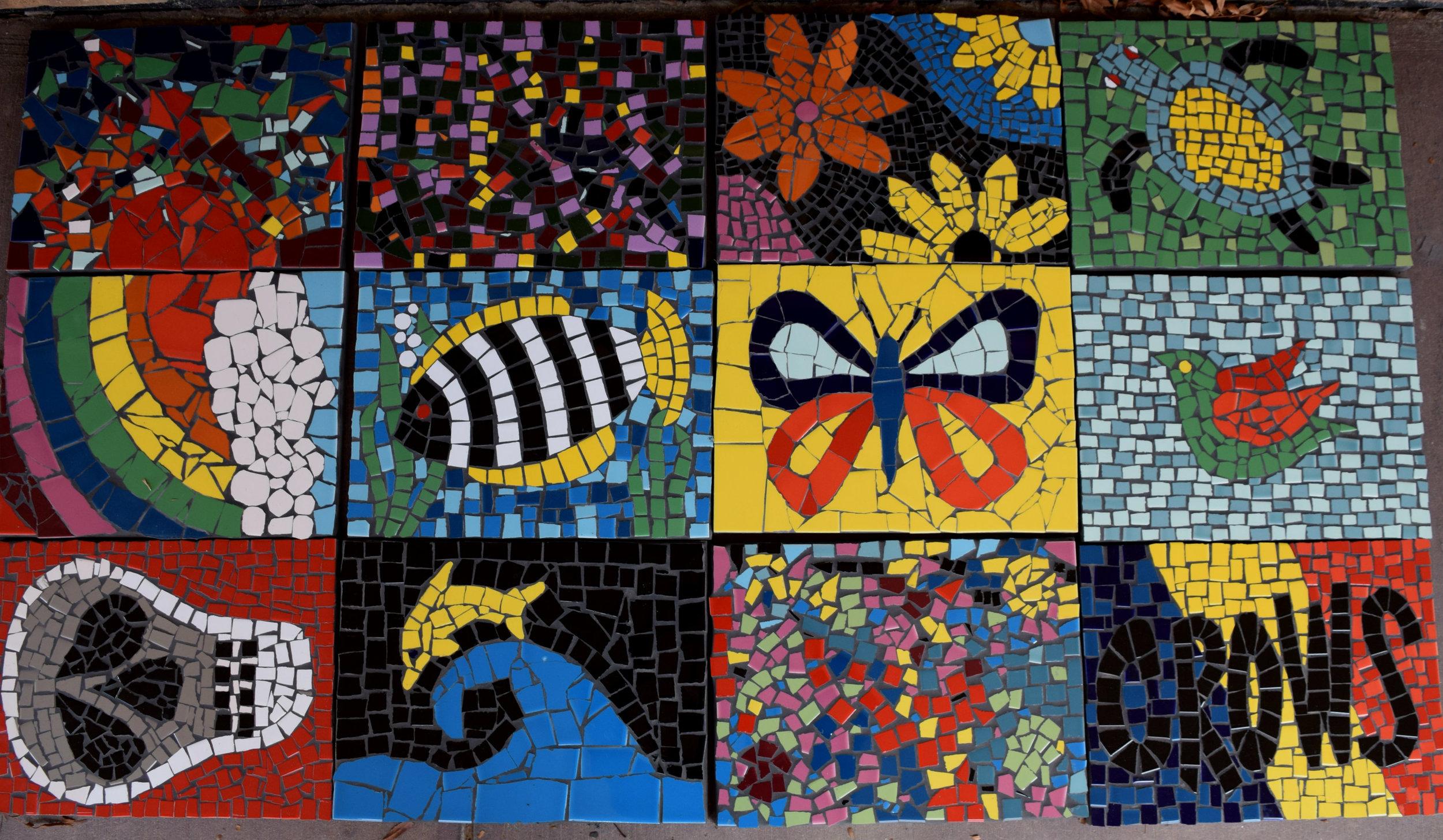 SCOSA Mosaics
