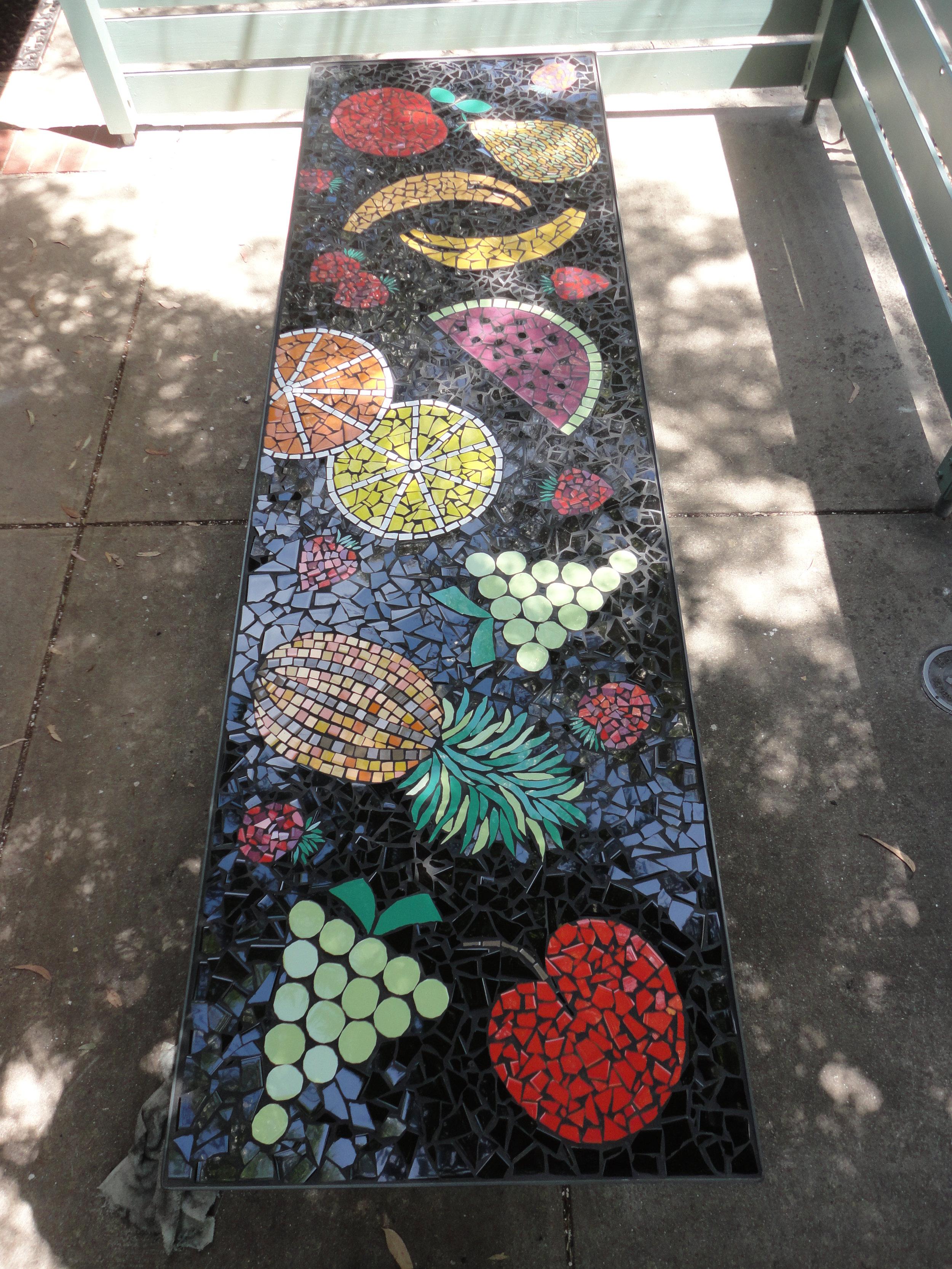 Stradbroke Primary School Fruit Tables