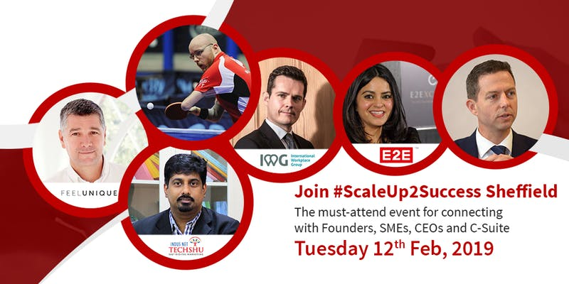 scaleup2success sheffield