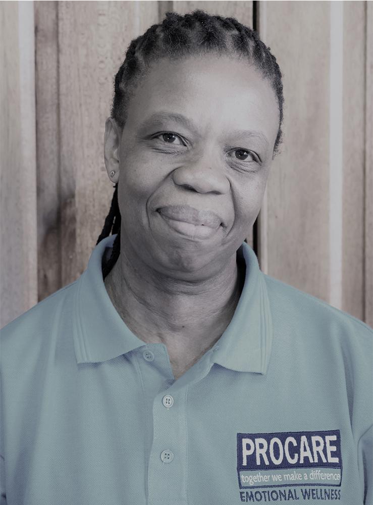 Dorah Mpepele - Office Administrator