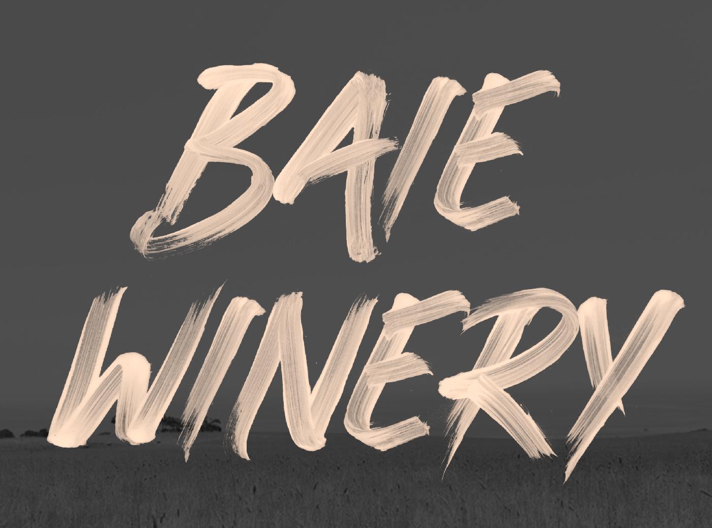Baie Winery