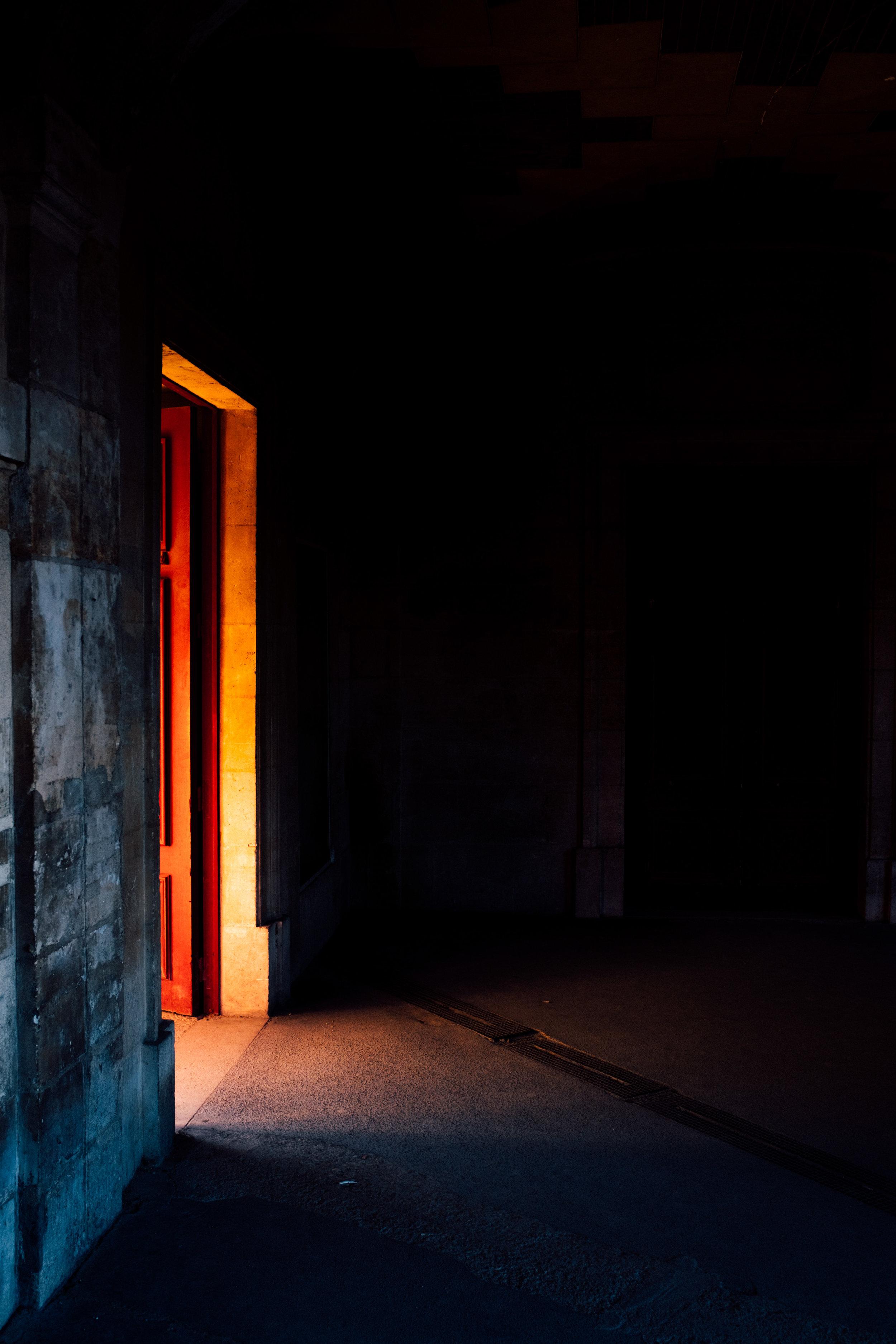 Open Door , Paris