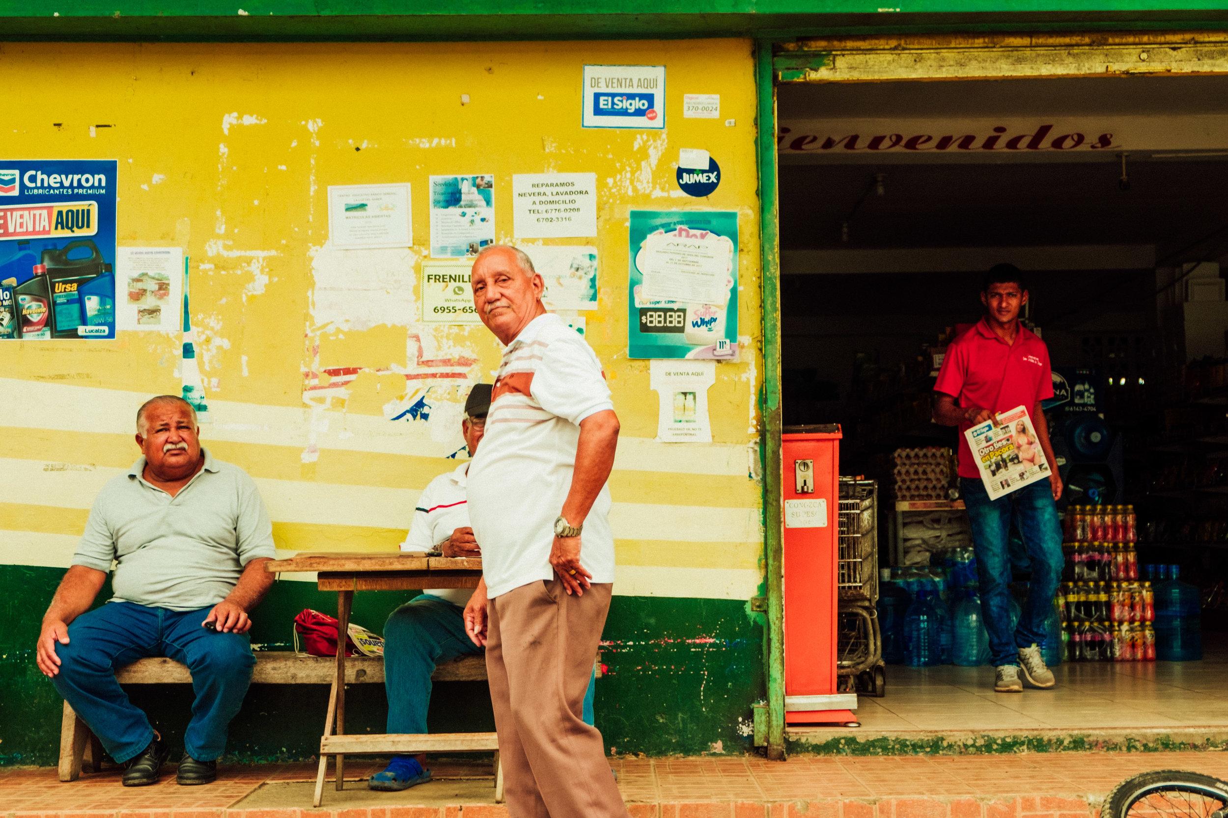 Panama countryside