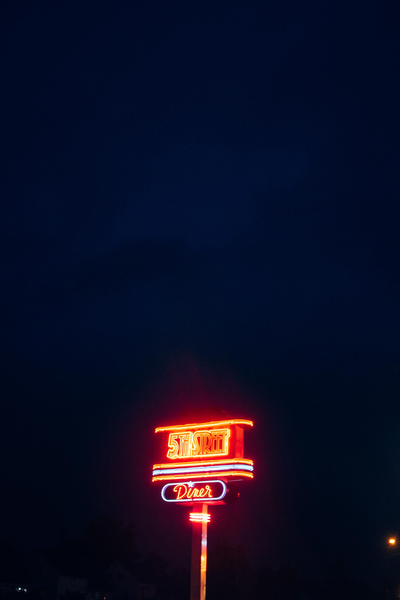5th Street Diner , Pennsylvania, USA