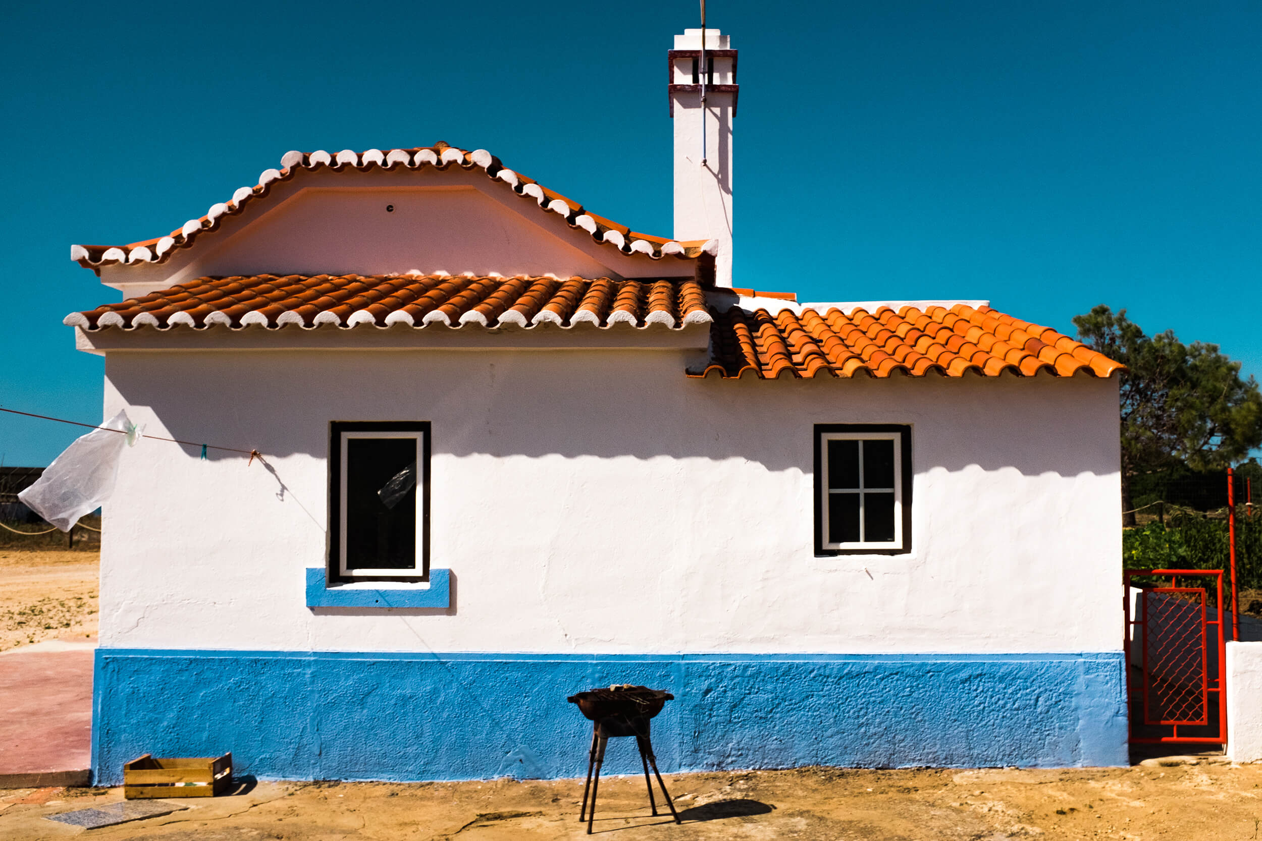 Algarve Portugal house