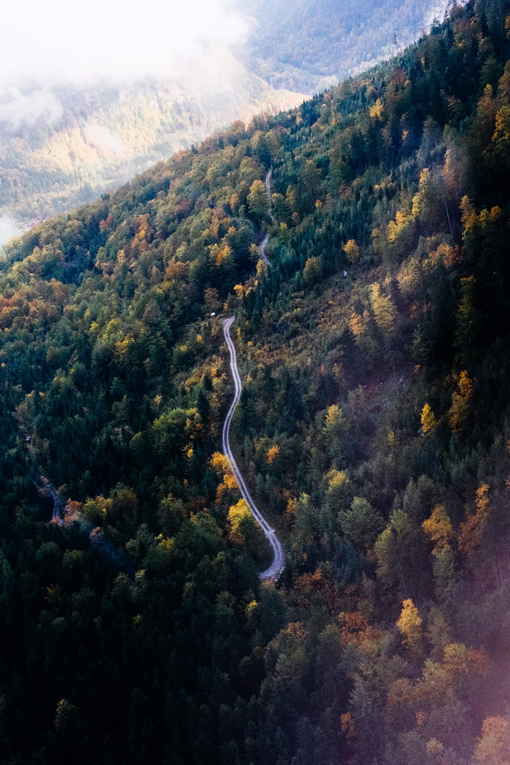 Dachstein Cable Car Austria Mountains
