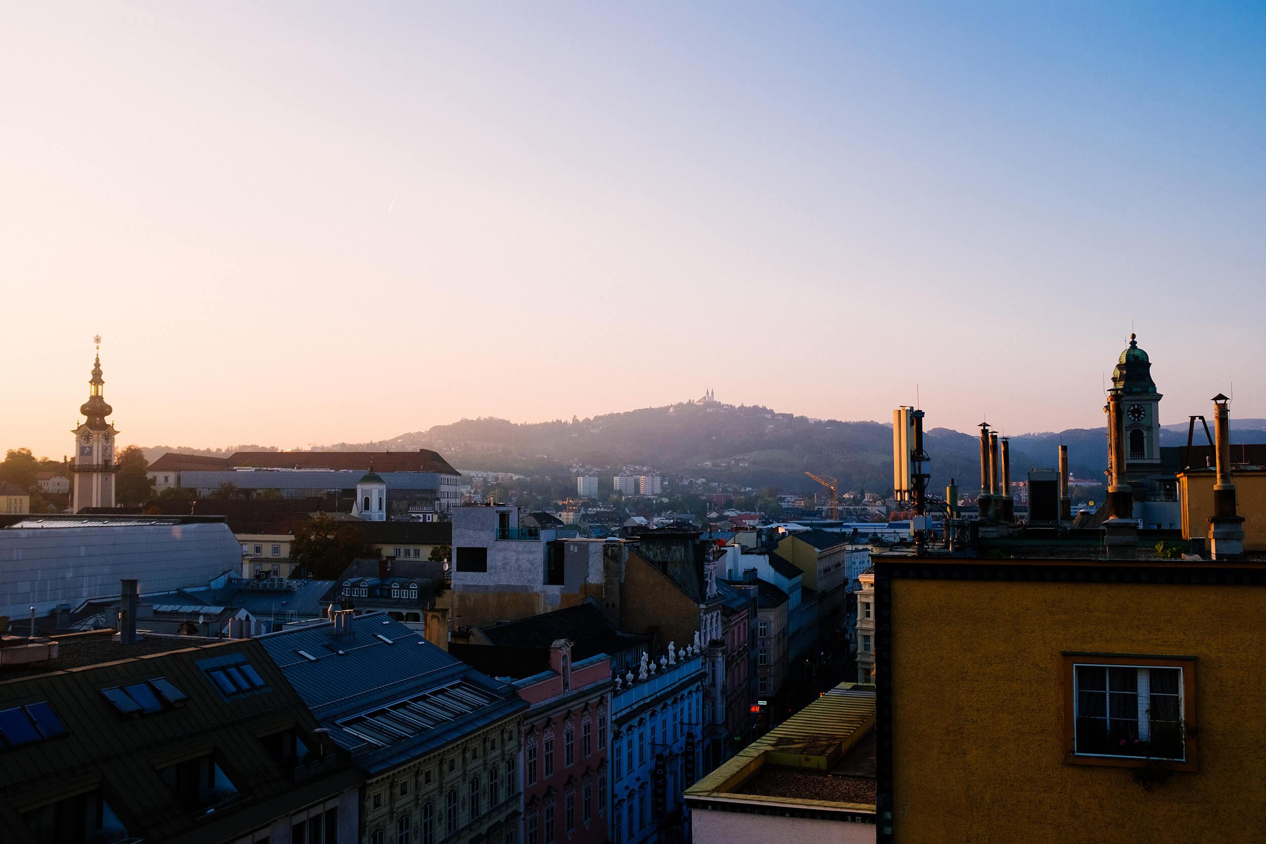 Höhenrausch visit Linz Austria