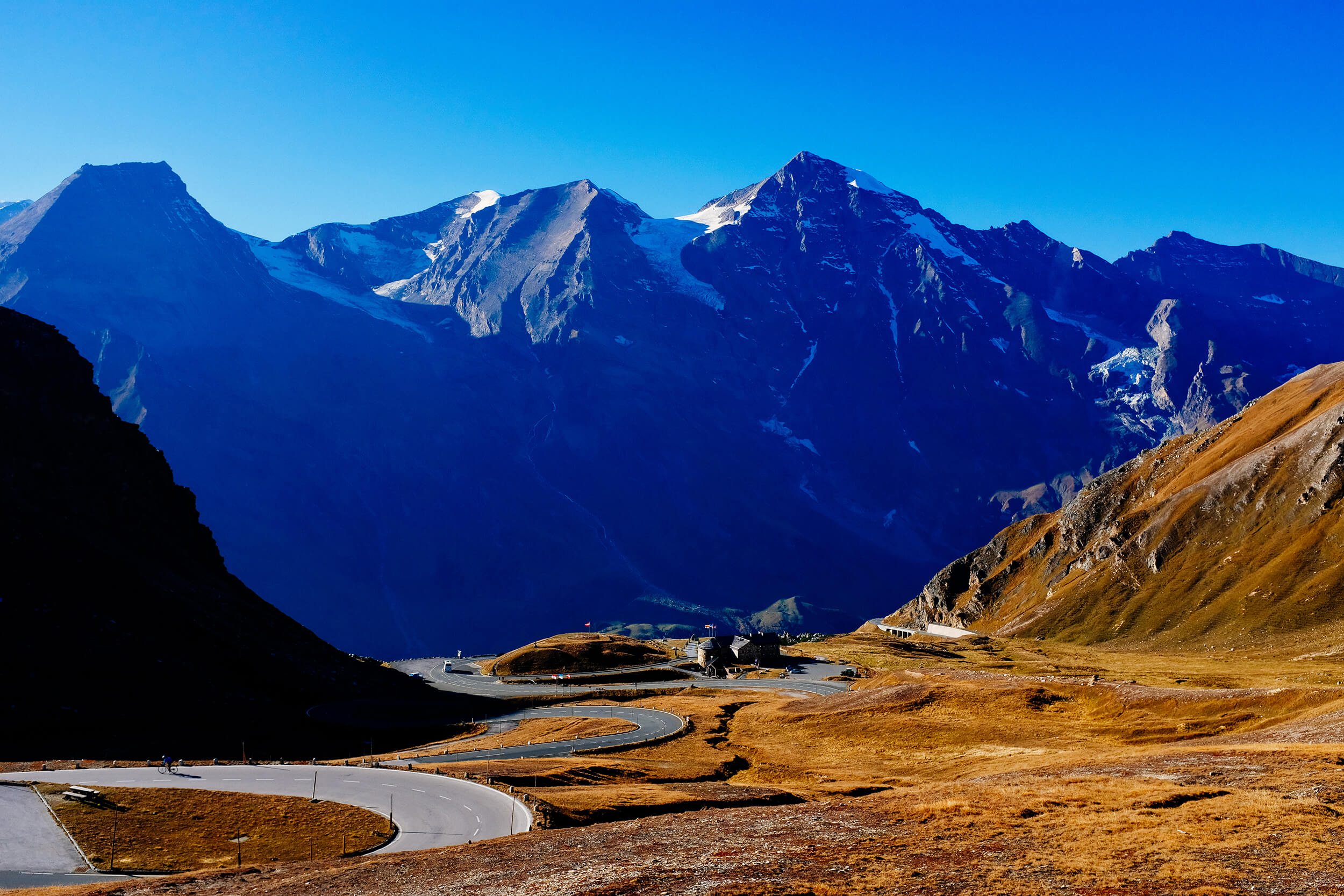 Grossglockner Austria road trip