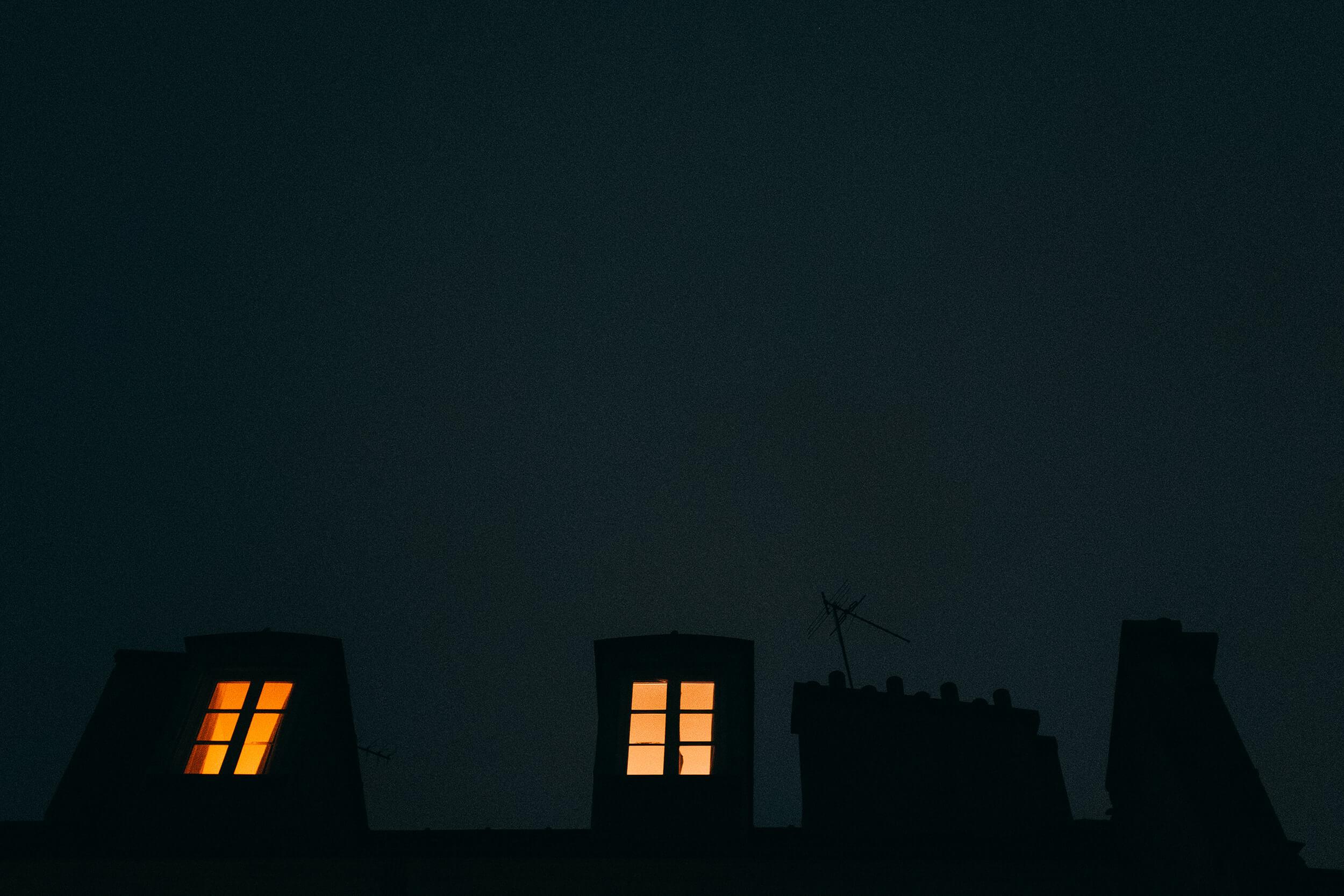 Strangers Windows -