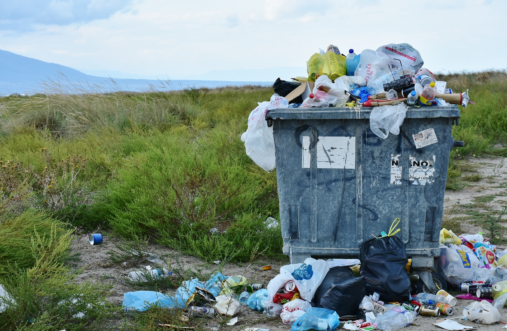 2) Waste - Although