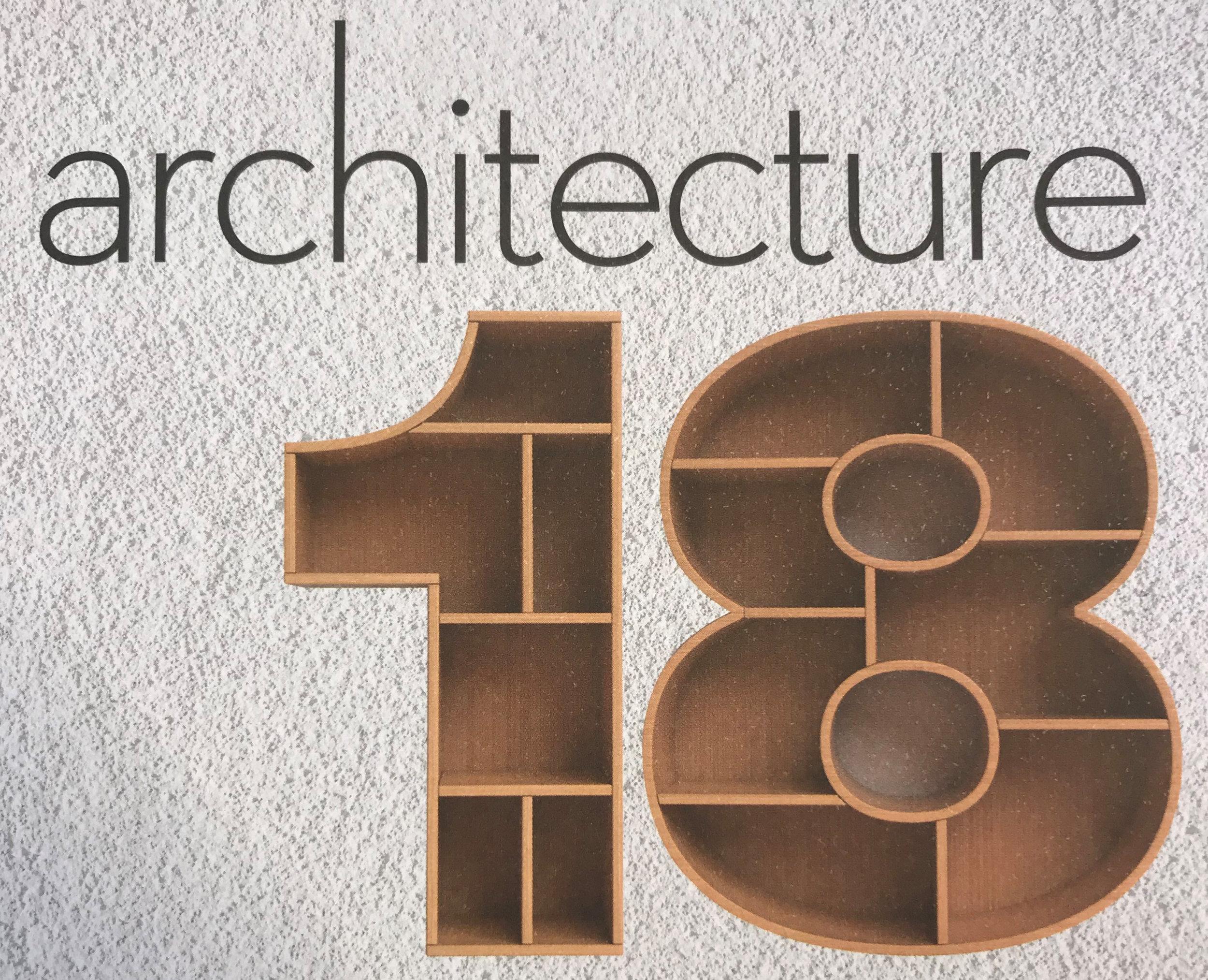Architecture18 - LBA features in Homes and Interiors Scotland magazine - Architecture18