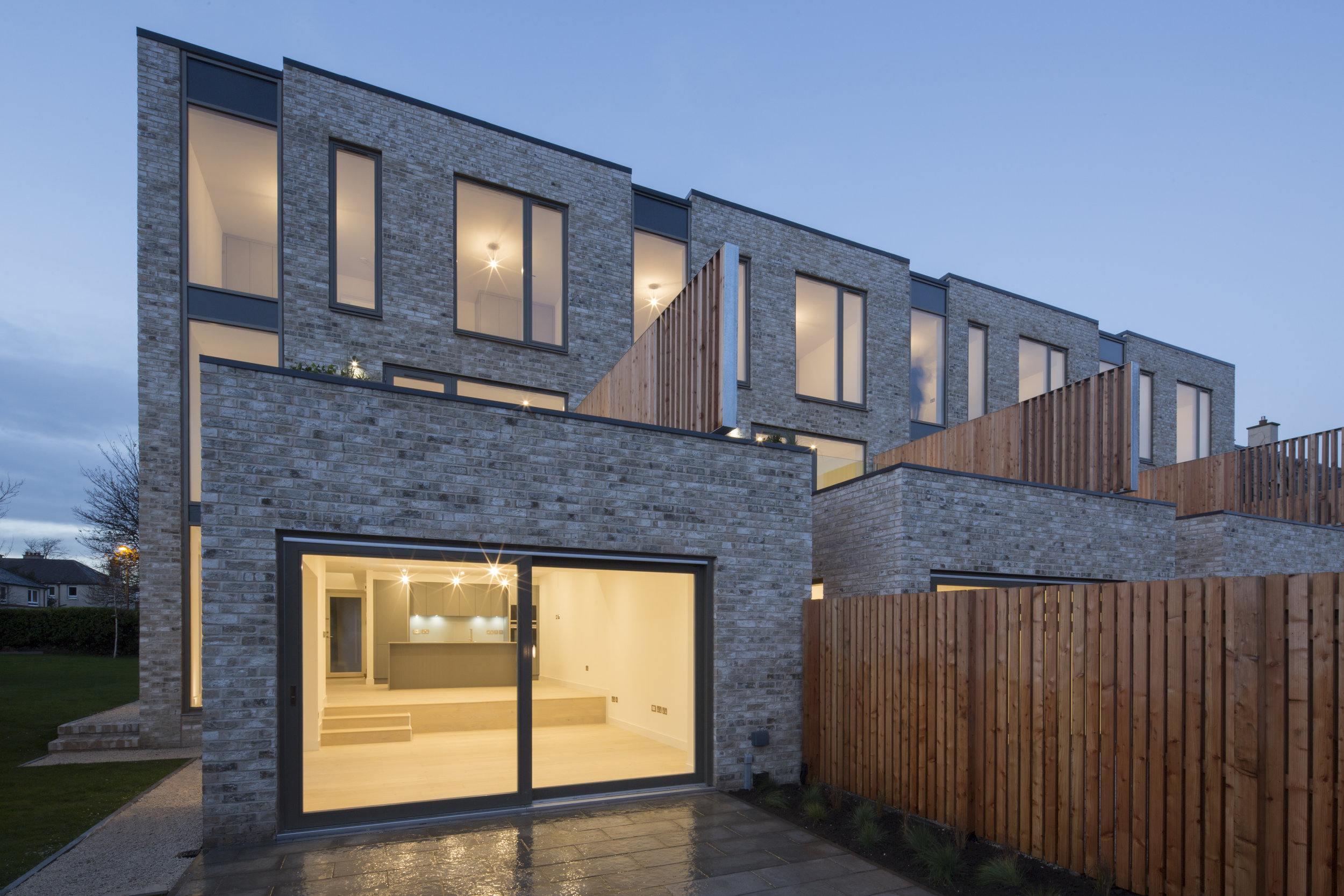 Scottish Home Awards Winner - Woodhall Drive wins Innovation in Design
