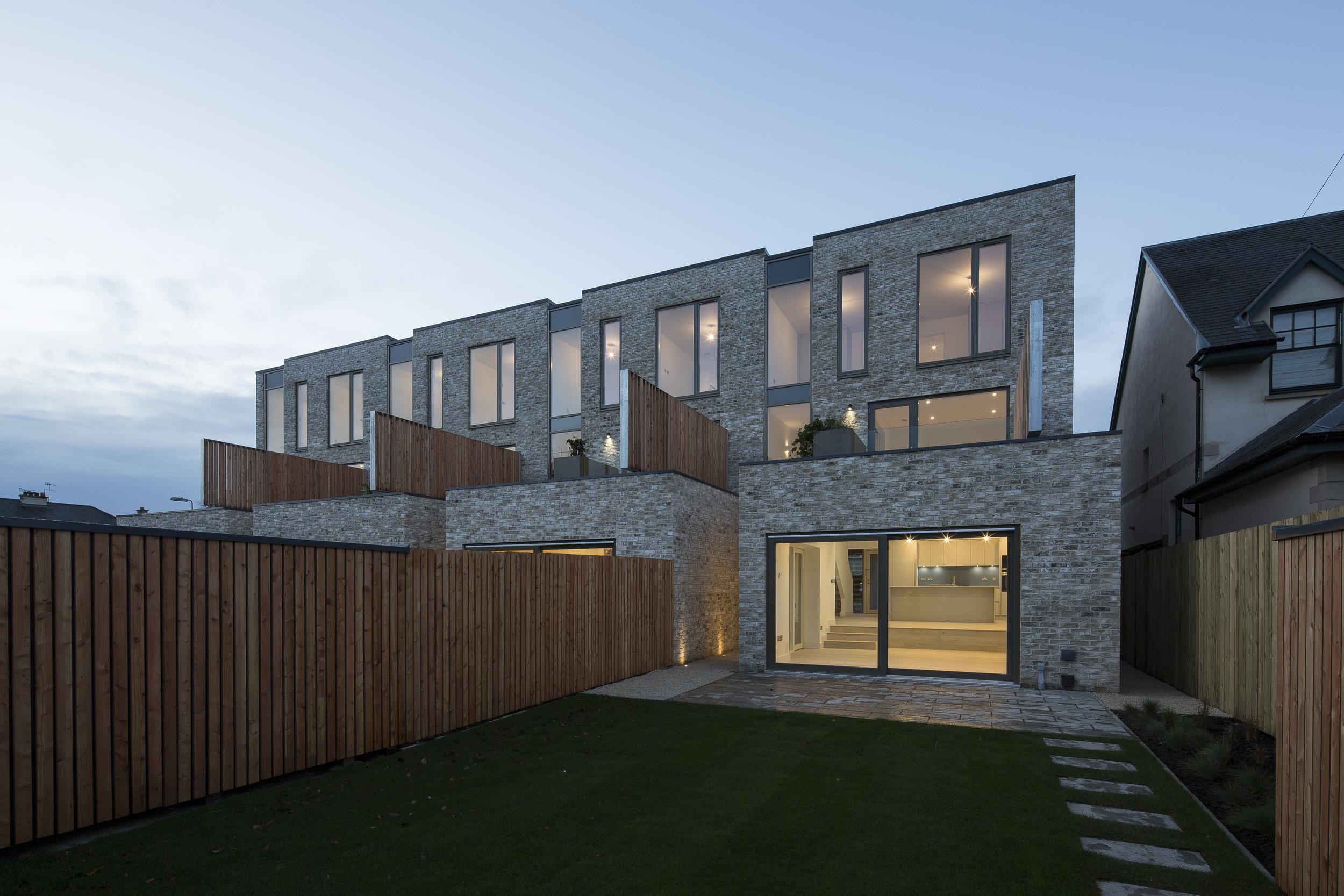 Woodhall Shortlisted in the 2018 Brick Awards - We're excited to announce that Woodhall Drive, our project with Glencairn Properties, has been shortlisted in the 2018 Brick Awards in the Small Housing Development category!