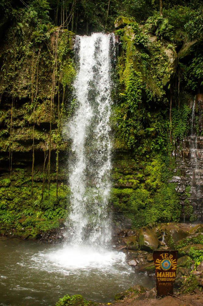 Mahua Waterfall Tambunan Blue Kinabalu Travel Agency Sdn Bhd