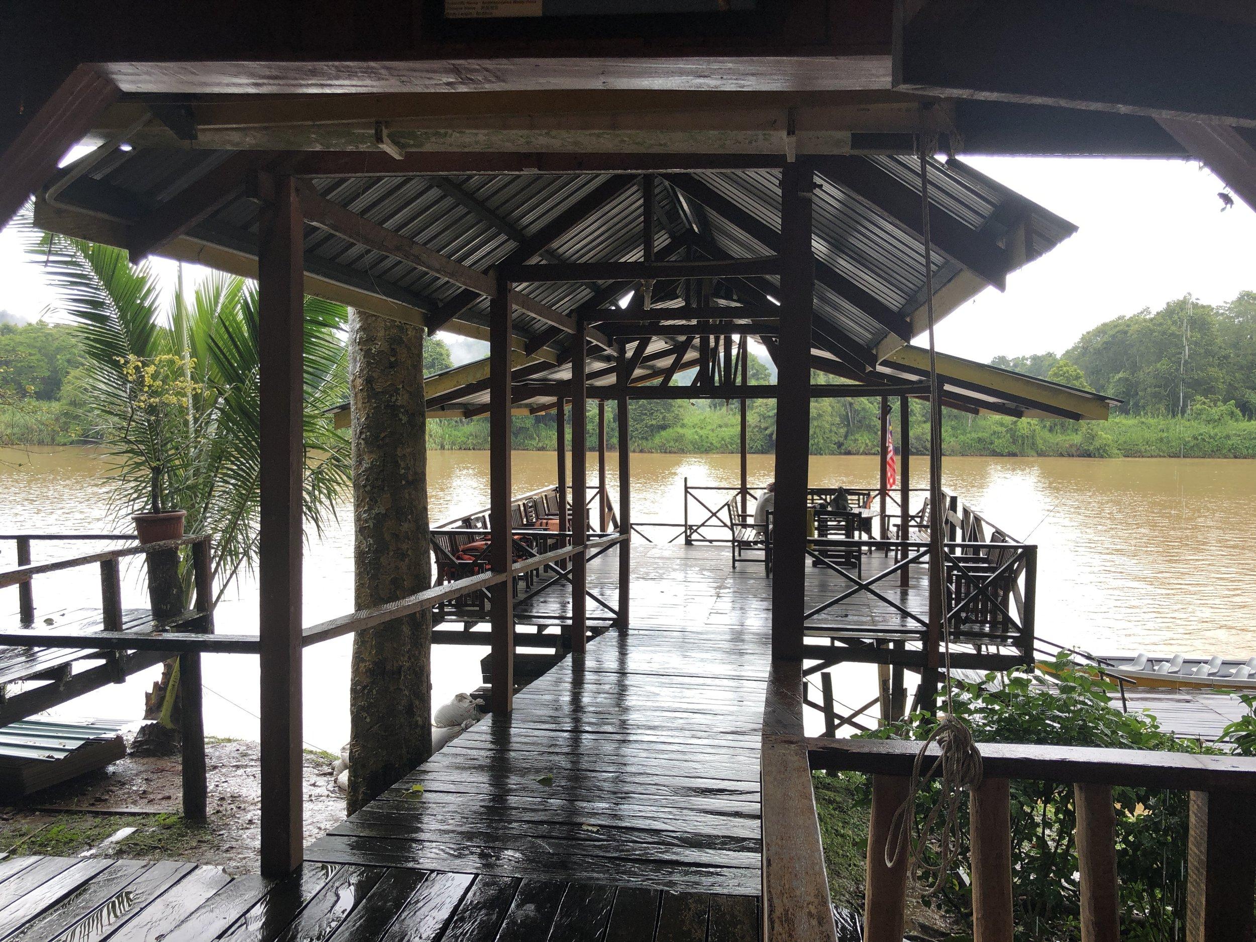 Bilit Lodge, River Kinabatangan