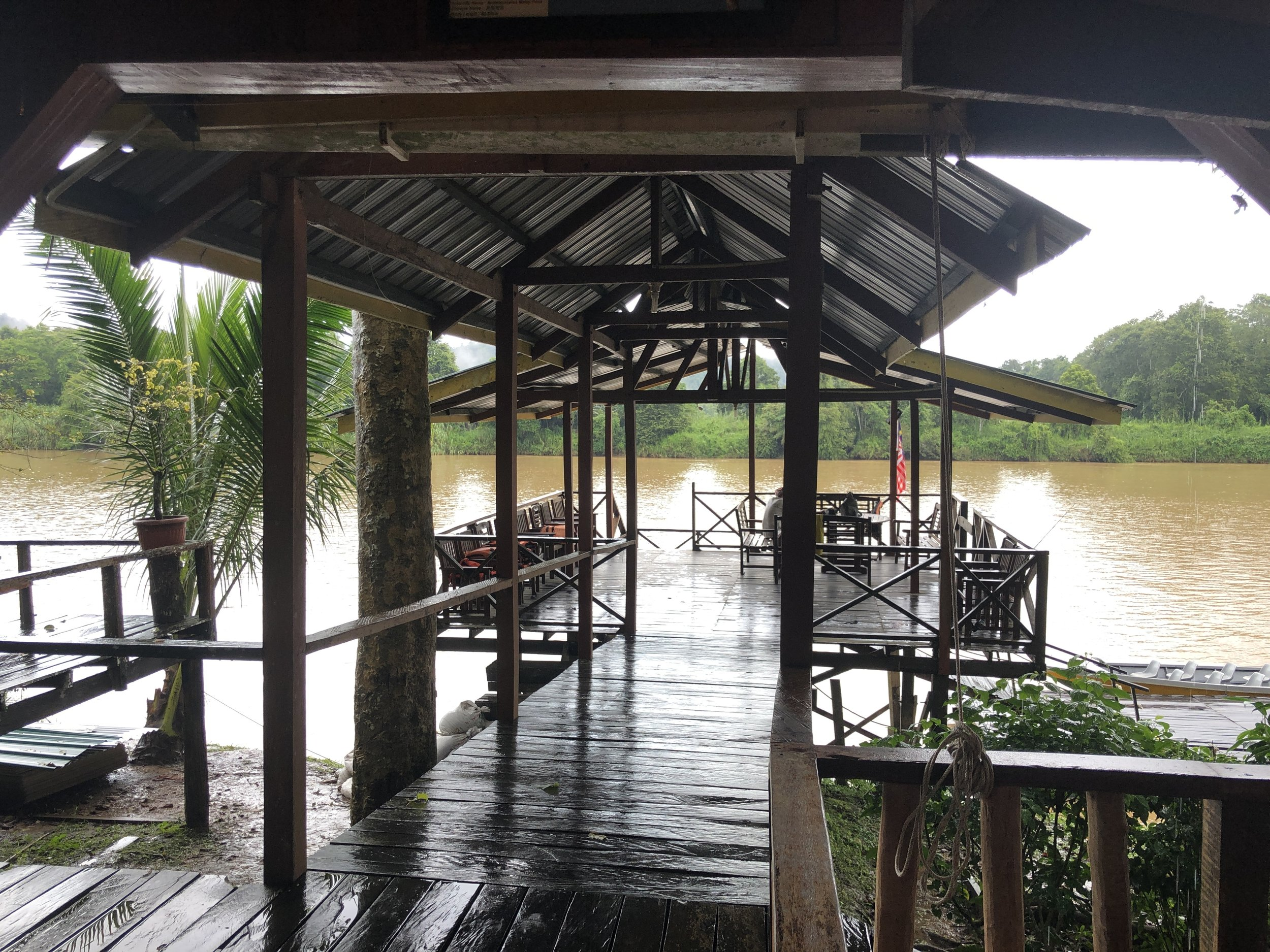 Bilit Lodge, River Kinabatangan