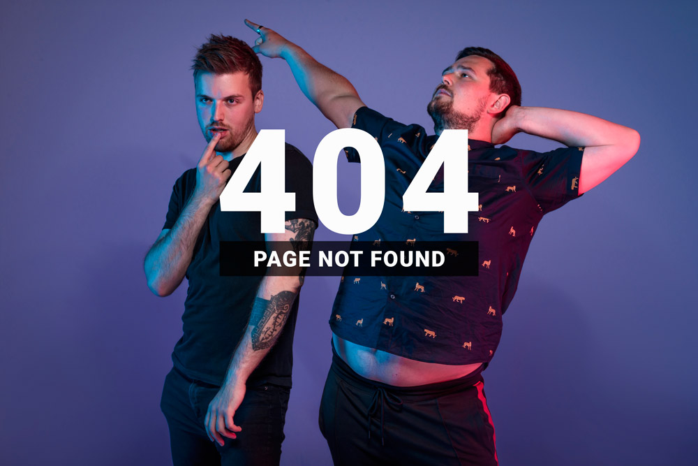 404 page not found tamara podcast