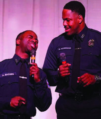 The Singing Cops