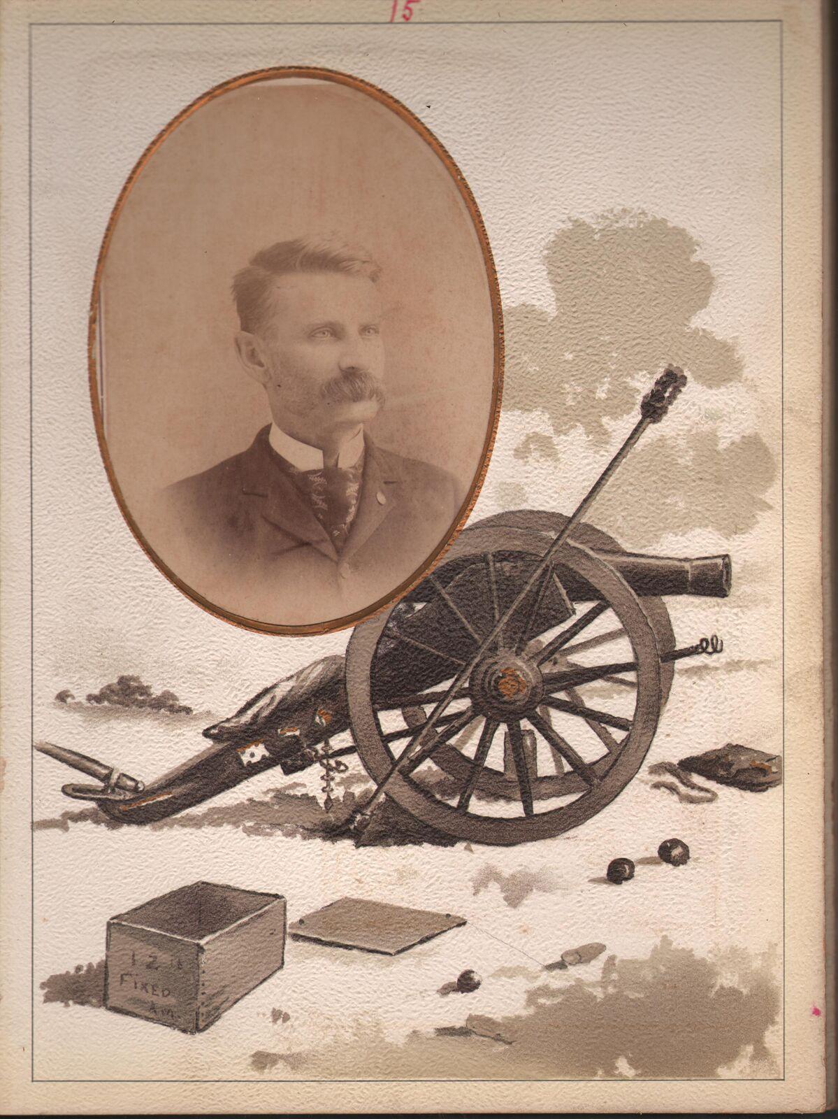 Lowell photo album