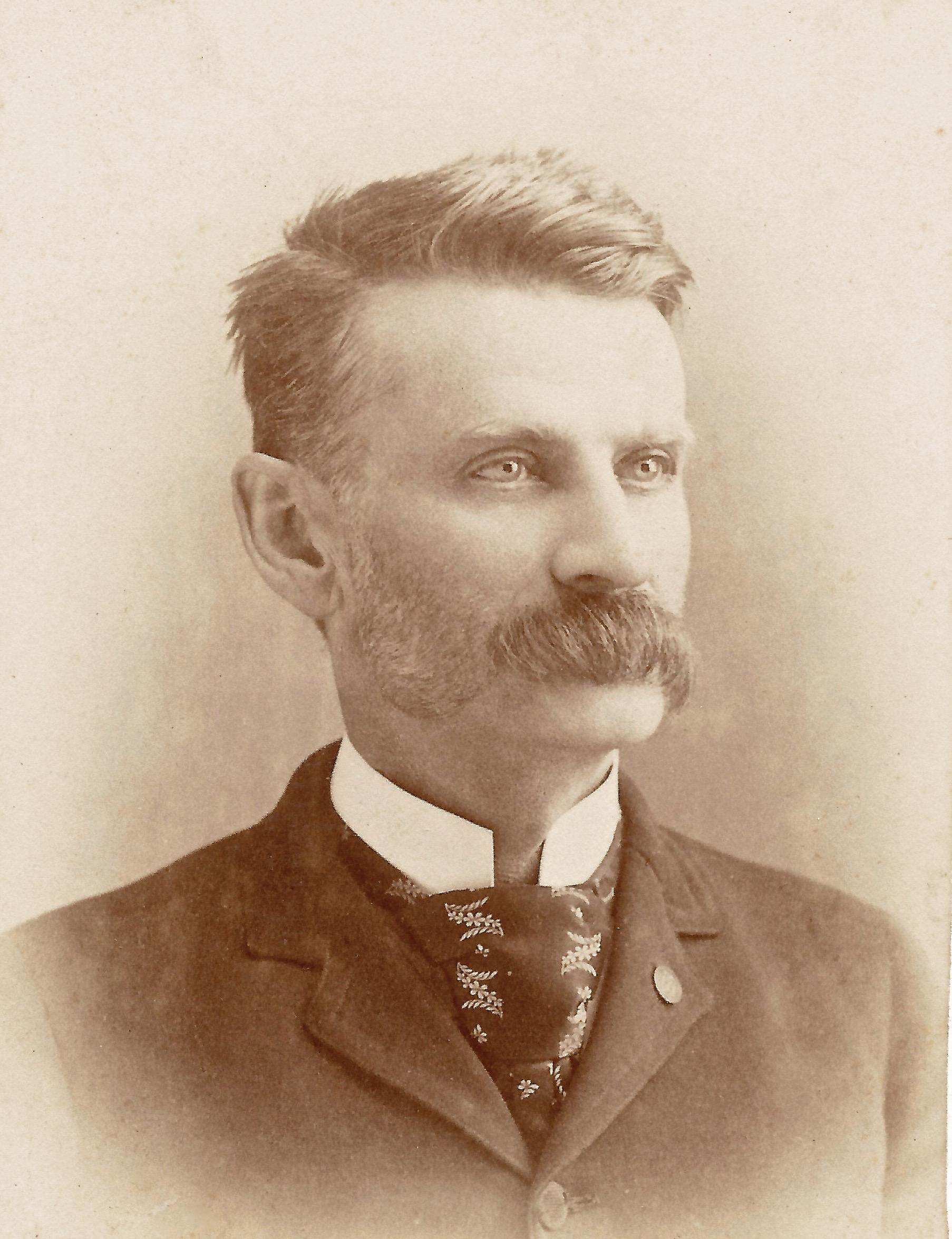 James Howard Lowell, 1890s